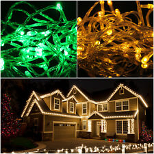 10M 220V 100 LED Christmas Tree Fairy Colorful String Lights 9colors 33FTS
