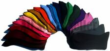 19 Colors Men Over The Calf New Ribbed %100 Cotton Lisle Casual Dress Socks