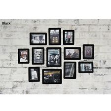 Paper Photo Frame Sets Glue Sticks or hanging picture frame Deco Interior Frames