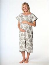 Clara Maternity / Delivery Breastfeeding-Friendly Hospital Gown