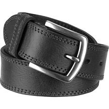 Wilsons Leather Mens Double Saddle Stitch Leather Belt