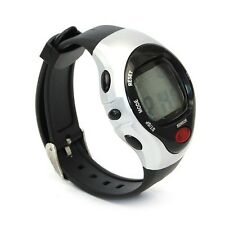 Sports Wrist Watch Pulse Heart Rate Monitor Calories Counter Fitness Watch