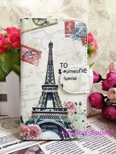 To someone Special Eiffel Tower Leather Case Skin for Blackberry/Huawei/Sony