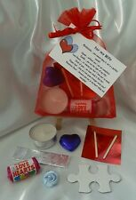 Wife - Husband  Survival Kit - Novelty Gift - Keepsake Present - Birthday - Love