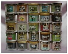BATH & BODY WORKS SLATKIN & WHITE BARN SCENTED 1.6 OZ MINI CANDLES ~ YOU PICK!
