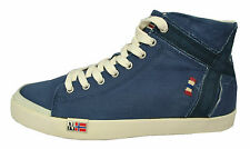 NAPAPIJRI  Asker,Herren,Men,Schuhe,Shoes,Sneaker,NEU,NEW,Dunkel Blau,Dark Blue,%