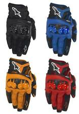 Alpinestars Atlas Motorcycle Street Leather Mesh Gloves (All Sizes)
