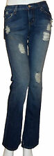 'Blue Cult'- Ladies #121 Kate  Denim Jeans- Size: 24 to 32 Mid Rise Flare leg