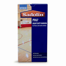 Sadolin PV67 Heavy Duty Varnish  - Satin Or Gloss - Next Day Delivery - 1L
