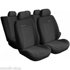 Premium Fabric CUSTOM Auto Seat Cover Set for FORD MONDEO MK4 2007 - 2012