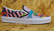 Vans X Beatles Trainers Slip On Pink White Authentic Ship Worldwide Fab Four