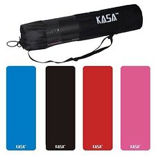 NEW 1830 x 610mm EXTRA Thick 10mm YOGA MAT PILATES GYM FITNESS PHYSIO NON SLIP