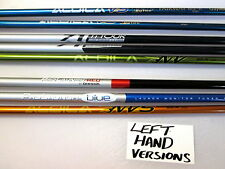 LEFT HAND DRIVER SHAFTS FOR M1 2017 / SLDR/R1/RBZ/R11  Regular/Stiff/ X-flex NEW