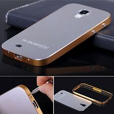 Hot Ultra-thin All Metal Aluminum Case Skin Cover For Samsung Galaxy S4 IV i9500