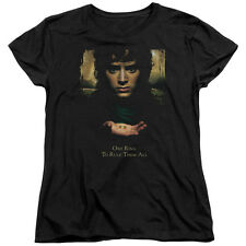 The Lord of The Rings Movie Frodo One Ring Women's T-Shirt Tee