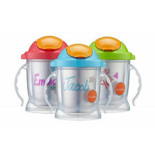 Innobaby Sippin' Smart EZ Flow Stainless Steel Sippy Cup with Straw - 8 oz
