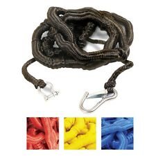 Stretch Anchor Buddy Line Rope 7' to 22' Shock Absorbing, Shallow Water
