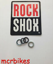 ROCK Shox 8mm Crush RONDELLE (x2) & o fermi Pike Revelation Boxxer TORA