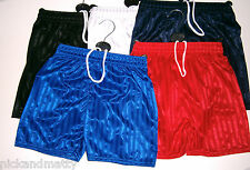 BOYS  GIRLS  SHORTS PE SPORTS/GAMES;  from 3 TO 12 YEARS  5 COLOURS