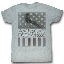James Dean Woo American Dream Adult 3/4 Sleeve T-Shirt Tee