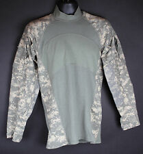 EUC GI Massif ACU Army Digital Camo Military Combat Shirt, Airsoft Paintball Top