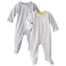 PRECIOUS FIRSTS™Made by Carters® Newborn 2 Pack Sleep N' Play- Grey