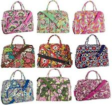 Vera Bradley Weekender Bag,Carry All,Multi-colors,New with Tags,Free Shipping