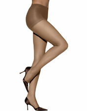 Hanes Women's Absolutely Ultra Sheer Control Top Sheer Toe Pantyhose. 707