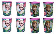 Disney FROZEN ~ Plastic CUPS 16oz  ~ Pick Your Quantity ~ Princess party favors