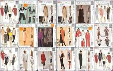 OOP McCalls Sewing Pattern Misses Dress w Jacket Ensemble Wardrobe You Pick