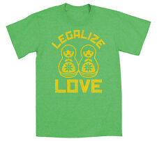 Legalize Love Female Nesting Dolls Gay Pride Equal Rights Novelty Mens T-Shirt