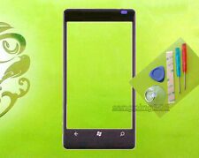 For Nokia Lumia 800 N800 Front Outer Screen Glass Lens Replace+Tools