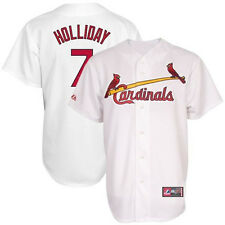 2014 Matt Holliday St Louis Cardinals Home (White) Replica Jersey Men's (S-2XL)