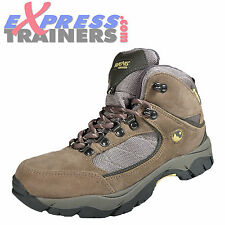 Hi-Tec Womens Denali Waterproof Walking Hiking Outdoor Boots Clay * AUTHENTIC *
