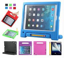 Kids Shock Proof Safe Durable Foam Case Stand w/ Handle For iPad 2 3 4 Air Mini