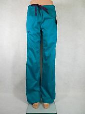 Med Couture Signature Scrub Pants. Style 8705. Teal/Eggplant. *NEW* *Free Ship*