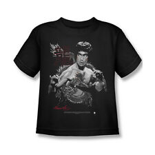 Bruce Lee Martial Arts The Dragon Juvenile T-Shirt Tee
