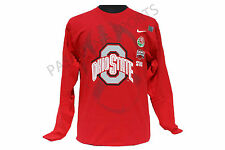 2010 ROSE BOWL OHIO STATE BUCKEYES LONG SLEEVE T-SHIRT, NIKE
