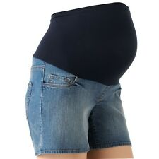"Oh Baby Motherhood ""Secret Fit Belly"" Maternity Denim Shorts~Dif. Sizes~$40~NWT"