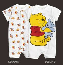 H&M Disney Winnie the Pooh Romper One piece Shortall pick 1 design