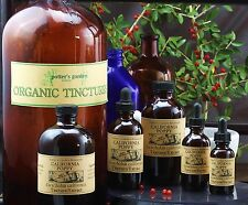 "Organic CALIFORNIA POPPY TINCTURE Liquid Extract ~ Full Spectrum ""Whole Herb"""