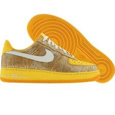 Nike Womens Air Force 1 Low (del sol / swan / midwest gold) 315115-714