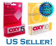 1 pc OXY 5 10 Cover Acne Pimple Treatment 5% 10% Benzoyl Peroxide 10g 25g