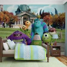 Disney Pixar Monsters University 2 Photo Wallpaper Wall Mural (CN-522VE)