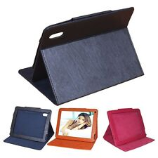 "New Arrival Stand Leather 9.7"" Dedicated Tablet PC Case Folio Cover For PIPO P1"