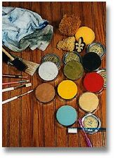ART GILDERS PASTE, 28 COLORS TO ADD TO METAL, METAL CLAY, RESIN,WOOD, IRON &MORE