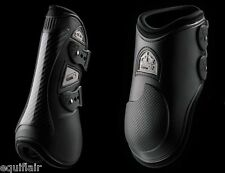 Veredus Carbon Gel Tendon and Fetlock Boots - Black and Brown Available