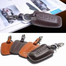 Promotion Natural leather Key Case Holder Cover For KIA 2011 - 2016 Picanto