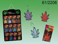Novelty Cannabis Weed Car Air Freshener - NEW - 12 Assorted Scents