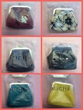 MICHE BAG COIN PURSE NEW IN PACKAGE MANY TO CHOOSE FROM FREE SHIPPING CHANGE